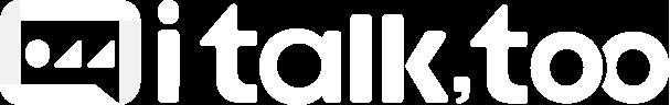 아이톡투 로고
